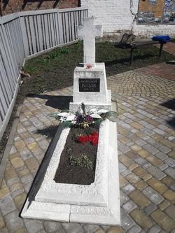 Могила Невідомого Козака